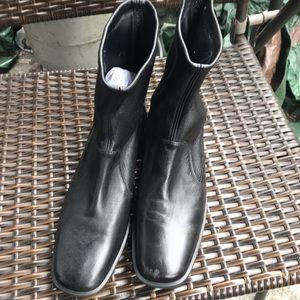 Bruno Magli leather boots